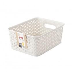 Коробка для хранения MY STYLE S кремовая
