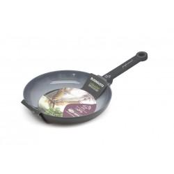 Сковорода BUONGUSTO D=24см с керамическим покрытием,индукция M8710124