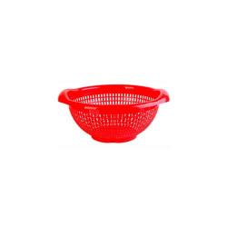 Дуршлаг круглый красный М 1131