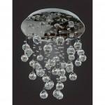 Люстра Водопад 1-1334-6 CR G5.3 6*35Вт