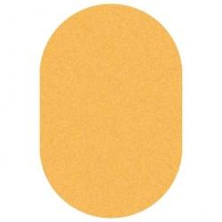 Ковер Shaggy Ultra 0,6*1,1м s600 желтый/овал
