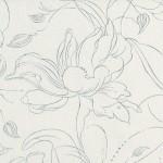 Обои 98386 Marburg Color флизелин 1,06*9м цветы, белый