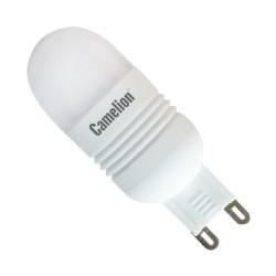Лампа светодиодная Camelion G9 220В 3Вт/830