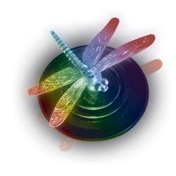 Светильник садовый USL-S-106/PT075 Magic dragonfly