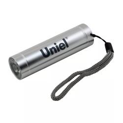 Фонарь UNIEL S-LD043-B Silver