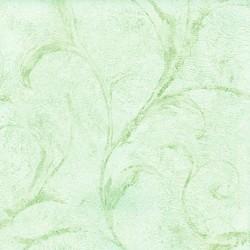 Обои 353-77 Палитра винил на флизе 1,06*10,05м классика-вензеля, зеленый