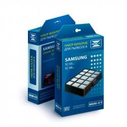 Фильтр для пылесоса Samsung (ориг.код DJ-9700492) NEOLUX HSM 01 НЕРА