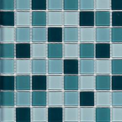Мозайка стеклянная Beauty (2,5*2,5) 30*30