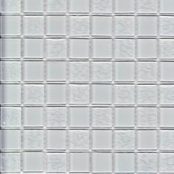 Мозайка стеклянная White Rose (2,5*2,5) 30*30