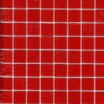 Мозайка стеклянная Red Rose (2,5*2,5) 30*30