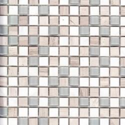 Мозайка каменная Comfort (1,5*1,5) 30,5*30,5