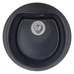 Мойка гранитная Granula D510 GR-5101 черный