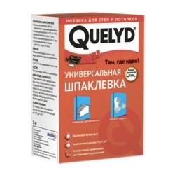Шпаклевка QUELYD 1кг универсальная