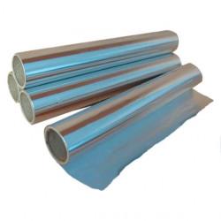 Фольга алюминиевая для термоизоляции 50мкм 1,2*10м 03693