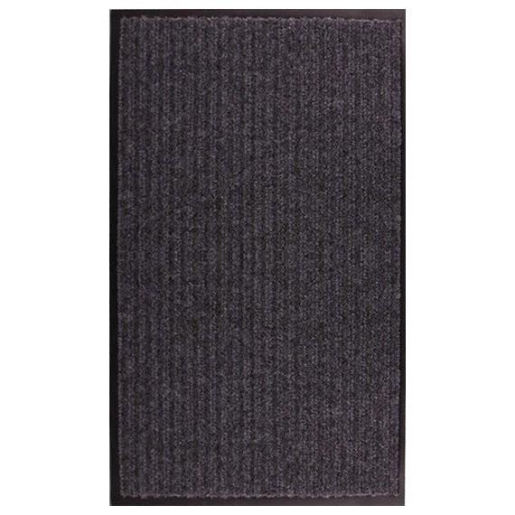 коврик придверный влаговпитывающий 90х120см vortex 22093