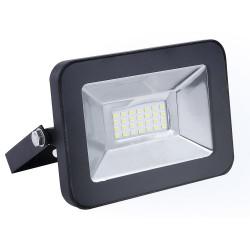 Прожектор светодиодный Ultraflash LFL-3001 C02 черный (LED SMD прожектор, 30 Вт, 230В, 6500К)