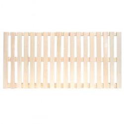 Решетка на пол Банные штучки 50*100см для бани и сауны, липа 03703