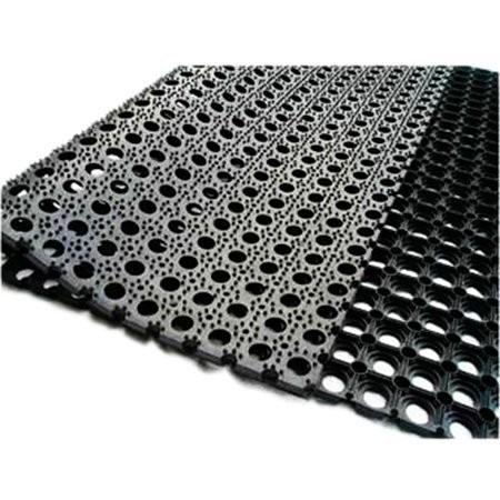 коврик резиновый ячеистый 80х120см vortex 20003