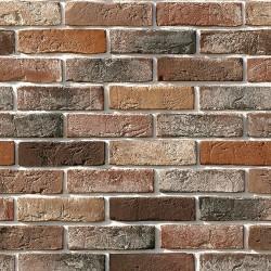 Камень искусственный декоративный White Hills Лондон Брик, цвет микс, 1.16 м2