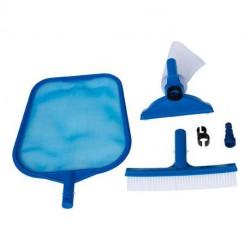 Набор для чистки бассейна скиммер/сачок с ручкой 28002
