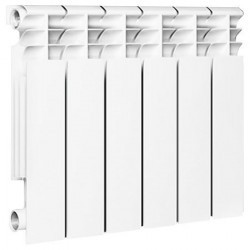 Радиатор биметаллический Оазис премиум 350/80 6 секции