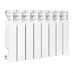 Радиатор биметаллический Оазис премиум 350/80 8 секций