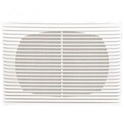 1724Г Решетка вентиляционная пластмас. 170*240