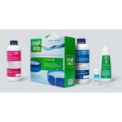 Комплект препаратов MAK ECO для дезинфекции (без хлора) 10020