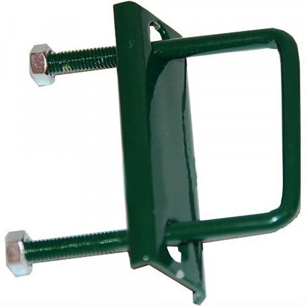 хомут для сварной сетки, цвет зеленый, 40 х мм, 3 шт