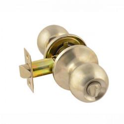 Защелка дверная NORA-M ЗШ-03 матовый никель NEW