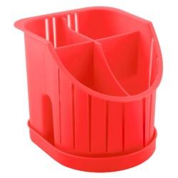 Сушилка для столовых приборов 4-х секционная ПЦ1550