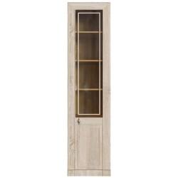 Шкаф для белья 1дв. МДК4.12 №8 (0,5*0,353*2,016)