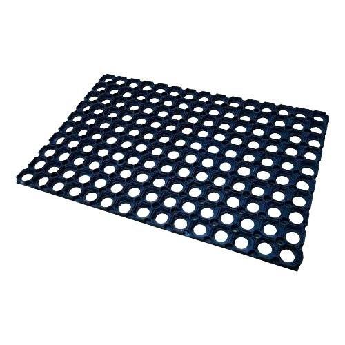 коврик резиновый ячеистый 50х80см vortex 20002