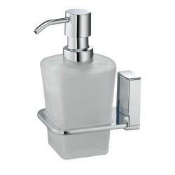 Дозатор для жидкого мыла К-5099 навесной, хром Wasser Kraft