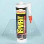Герметик силиконовый HENKEL Момент Гермент унив. прозрачный 280мл 148010