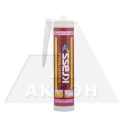 Клей KRASS декоративный для стиропора и древесины 300мл белый