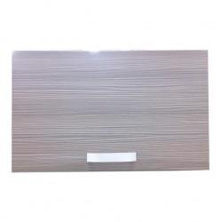 Шкаф настенный 600мм 1-но дверный с подъёмной дверью/ матрикс (с-5726)