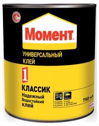 Клей HENKEL Момент-1 750мл /ЭРА/ 81646