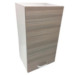 Шкаф настенный 400мм 1-но дверный/ матрикс (с-5761)