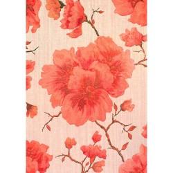 Обои 4054-7 Эрисманн флиз. 1,06*10м цветы, розовый