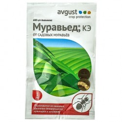 Средство МУРАВЬЕД от садовых муравьев, 1мл