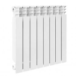 Радиатор  биметаллический ОАЗИС BS-RU 500/80 8 секции