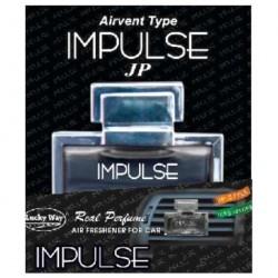 Ароматизатор на дефлектор Impulse Тропическая ночь IMP-16