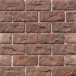 Камень искусственный декоративный Йоркшир 407-40 темно-коричневый