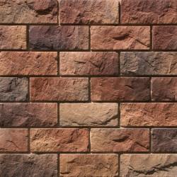 Камень искусственный декоративный Йоркшир 405-40 коричневый