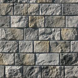 Камень искусственный декоративный Шинон 411-80 светло-серый
