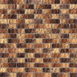 Камень искусственный декоративный Алтен брик 311-40 коричнево-медный