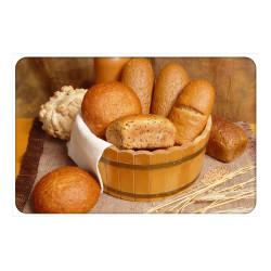 Салфетка сервировочная 40*28 см Корзина хлеба  пластик PPM-01-BB