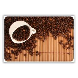 Салфетка сервировочная 40*28 см Зерна кофе PPM-01-CS