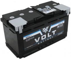 Аккумулятор VOLT standart 100 NR о.п. 9186765